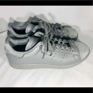 Adidas Stan Smith Sneakers Mens Size 10 Grey